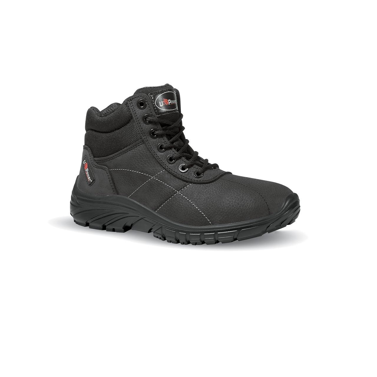 scarpa antinfortunistica upower modello stinggrip linea professional vista laterale