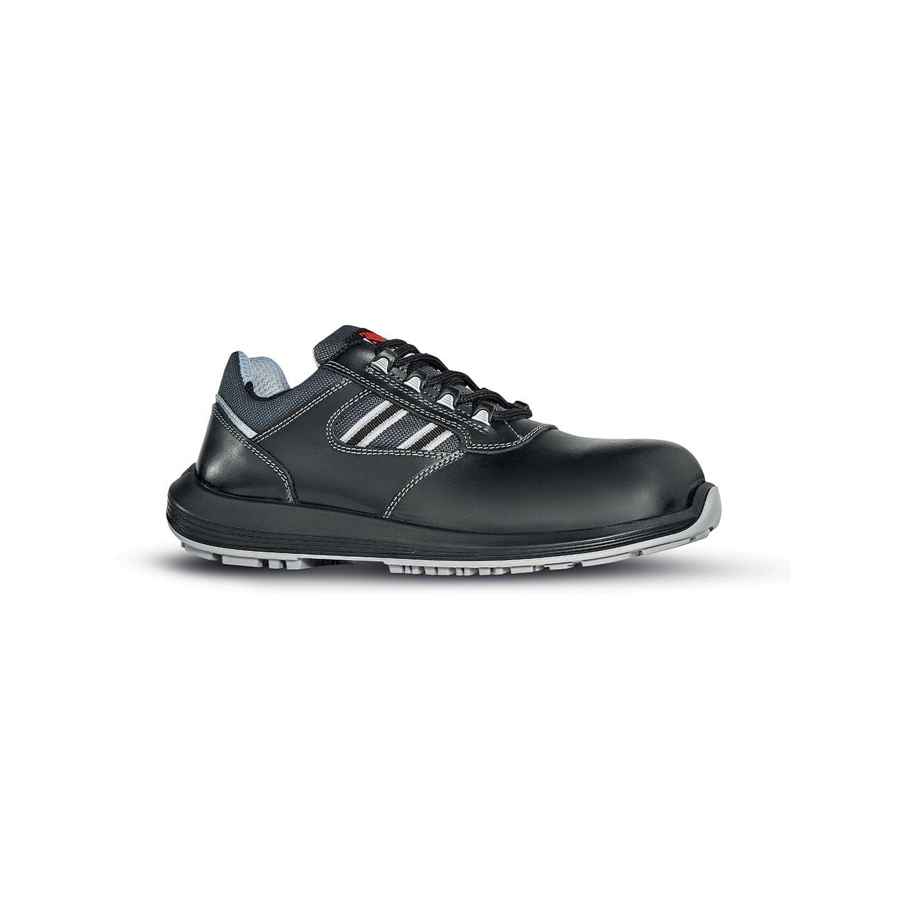 scarpa antinfortunistica upower modello style linea rock_roll vista laterale