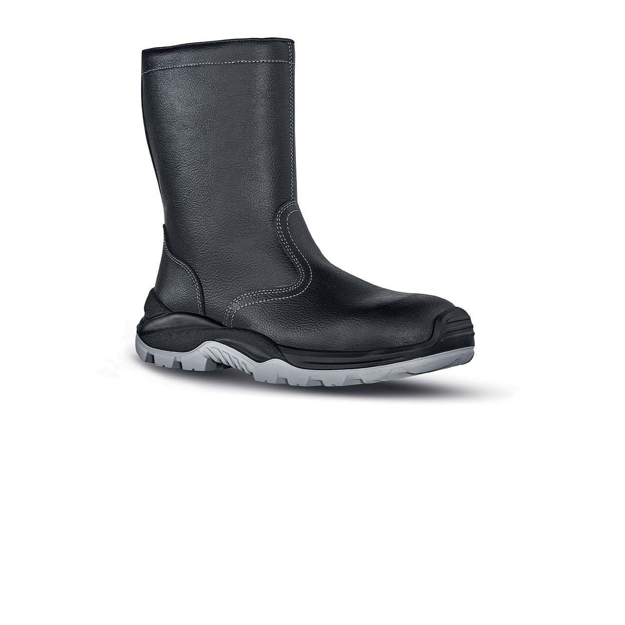 scarpa antinfortunistica upower modello taiga linea stepone vista laterale
