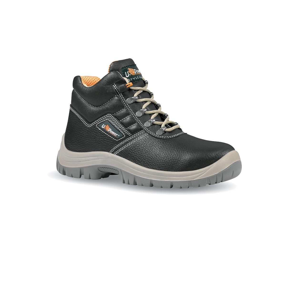 scarpa antinfortunistica upower modello tanner linea STYLE_JOB vista laterale