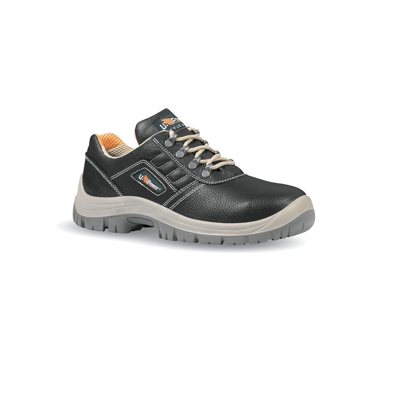 scarpa antinfortunistica upower modello team linea STYLE_JOB vista laterale