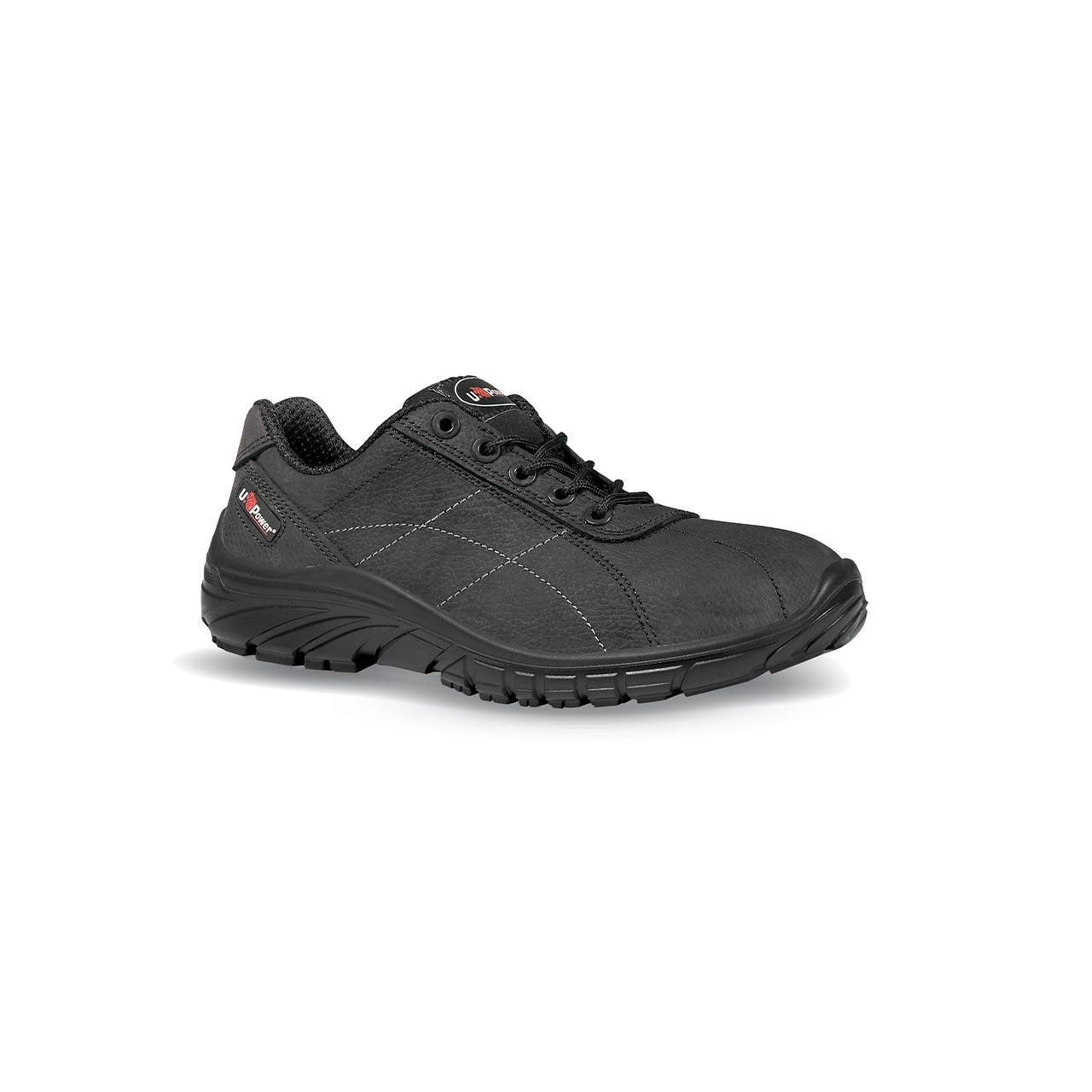 scarpa antinfortunistica upower modello tonicgrip linea professional vista laterale