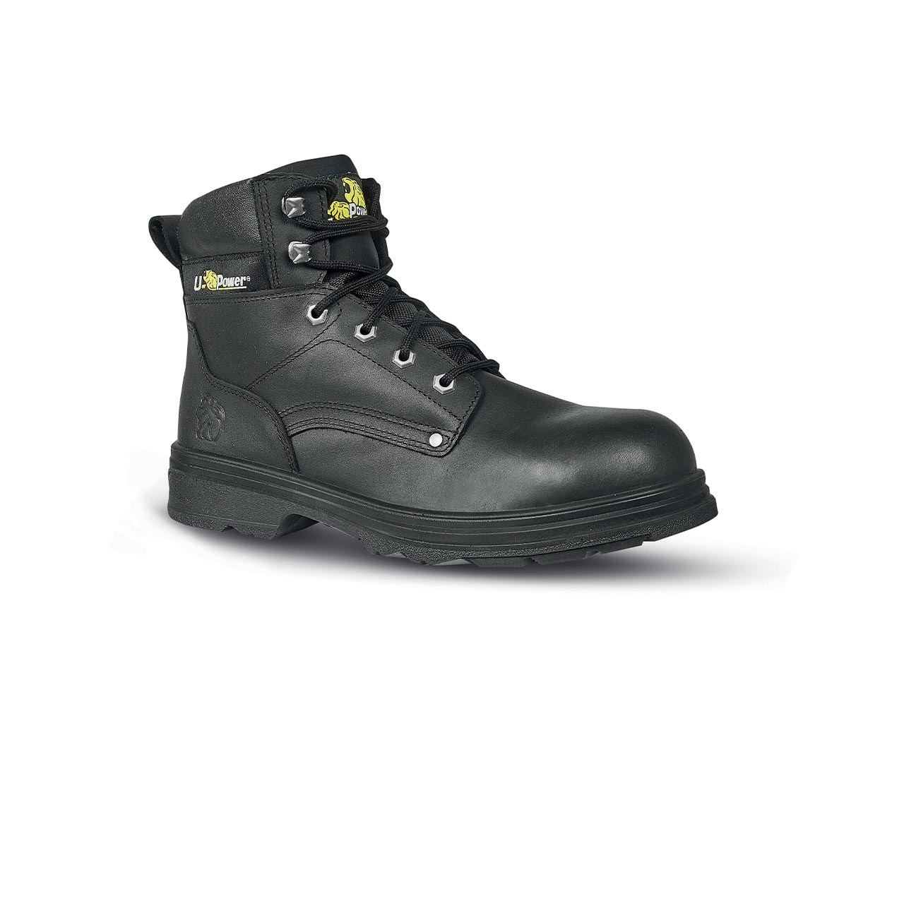 scarpa antinfortunistica upower modello track linea conceptm vista laterale