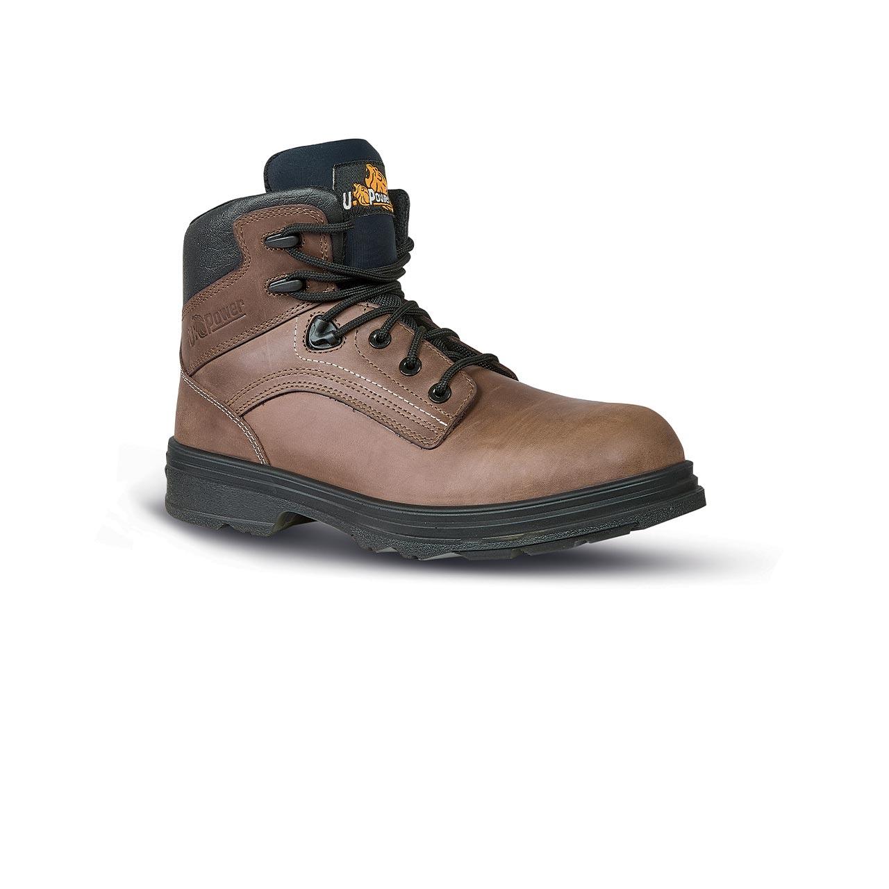 scarpa antinfortunistica upower modello tribal linea conceptm vista laterale