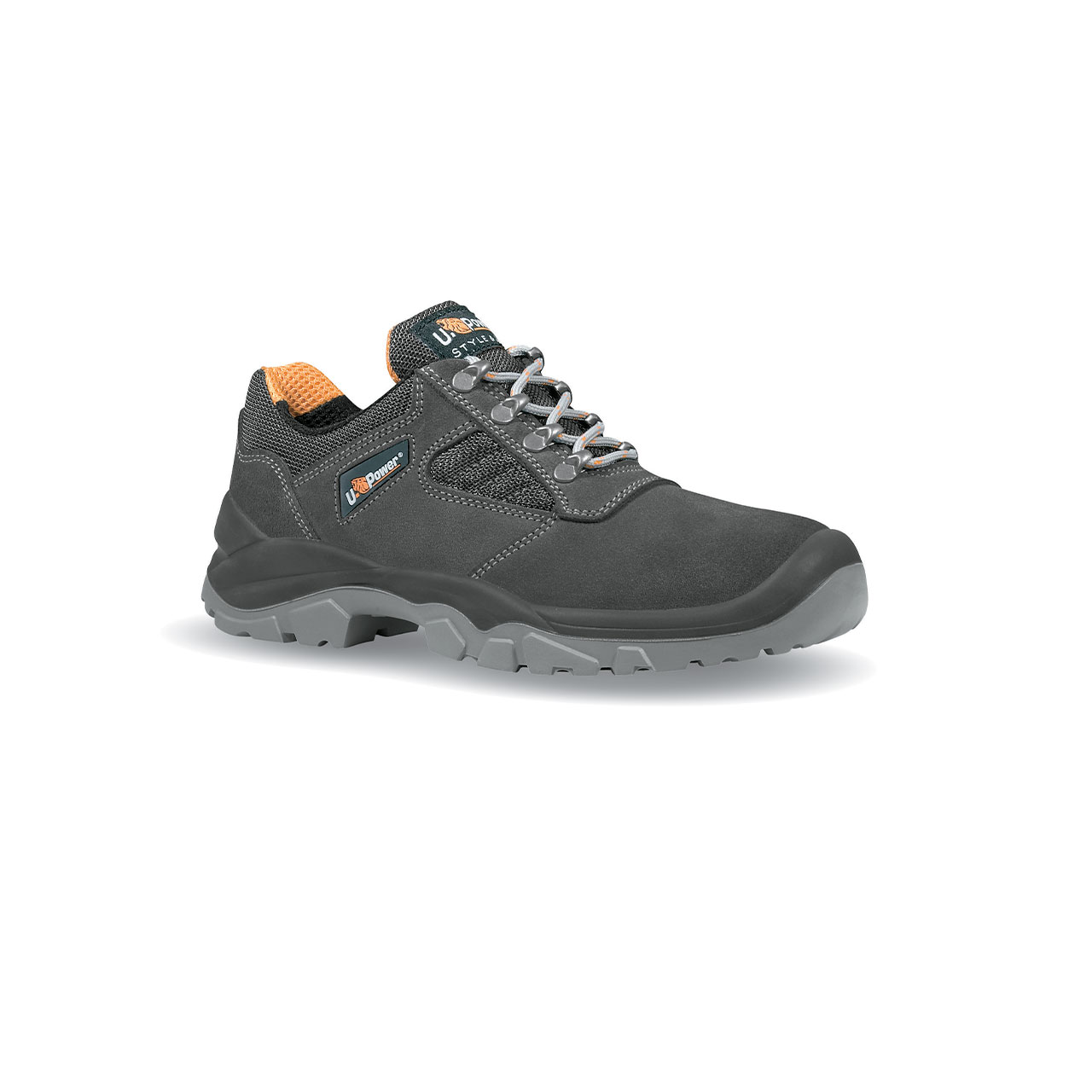 scarpa antinfortunistica upower modello tudor linea STYLE_JOB vista laterale