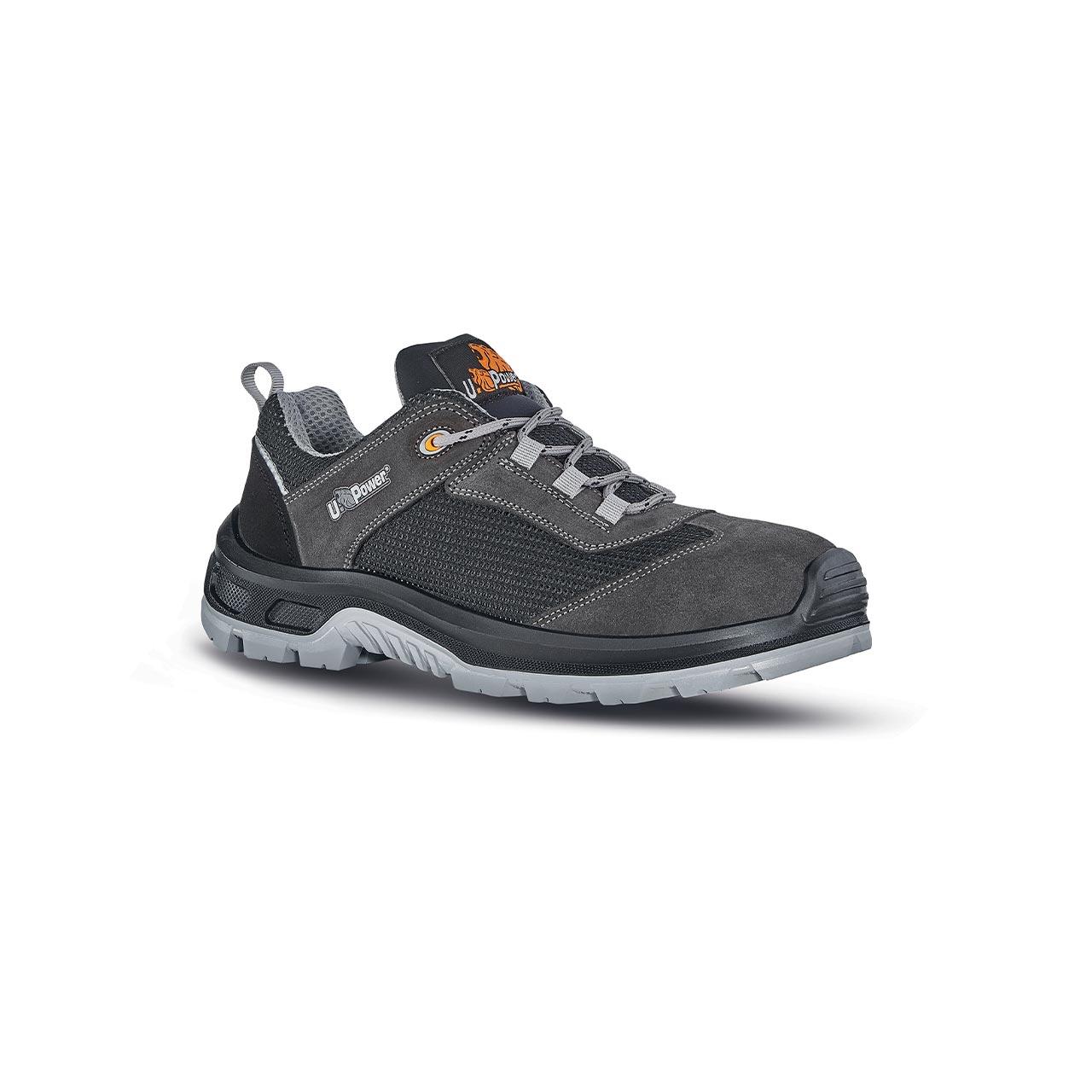 scarpa antinfortunistica upower modello twister linea conceptplus vista laterale