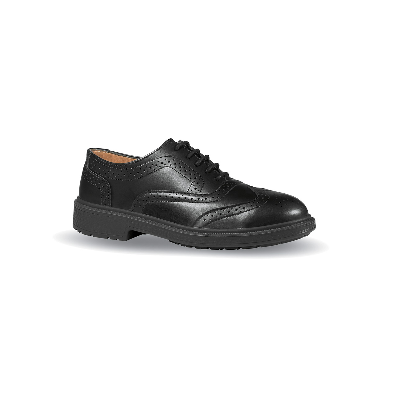 scarpa antinfortunistica upower modello venicemanager linea U MANAGER vista laterale