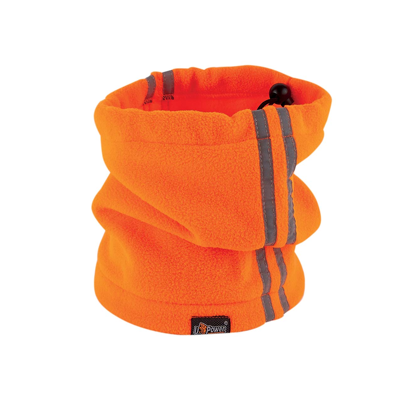scaldacollo da lavoro upower colore orange fluo prodotto