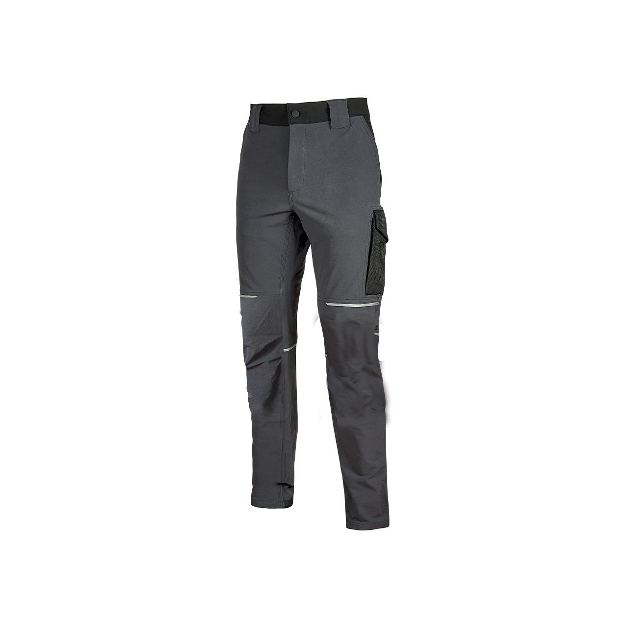 pantalone da lavoro upower modello world colore asphalt grey prodotto