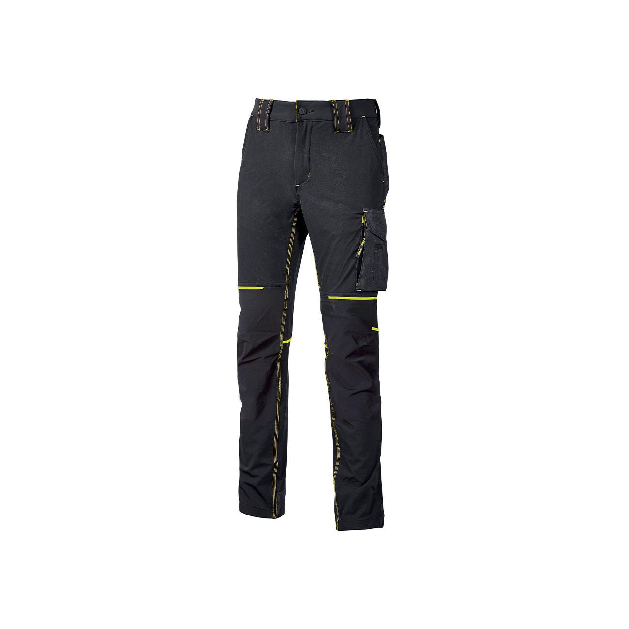 pantalone da lavoro upower modello world colore black carbon prodotto