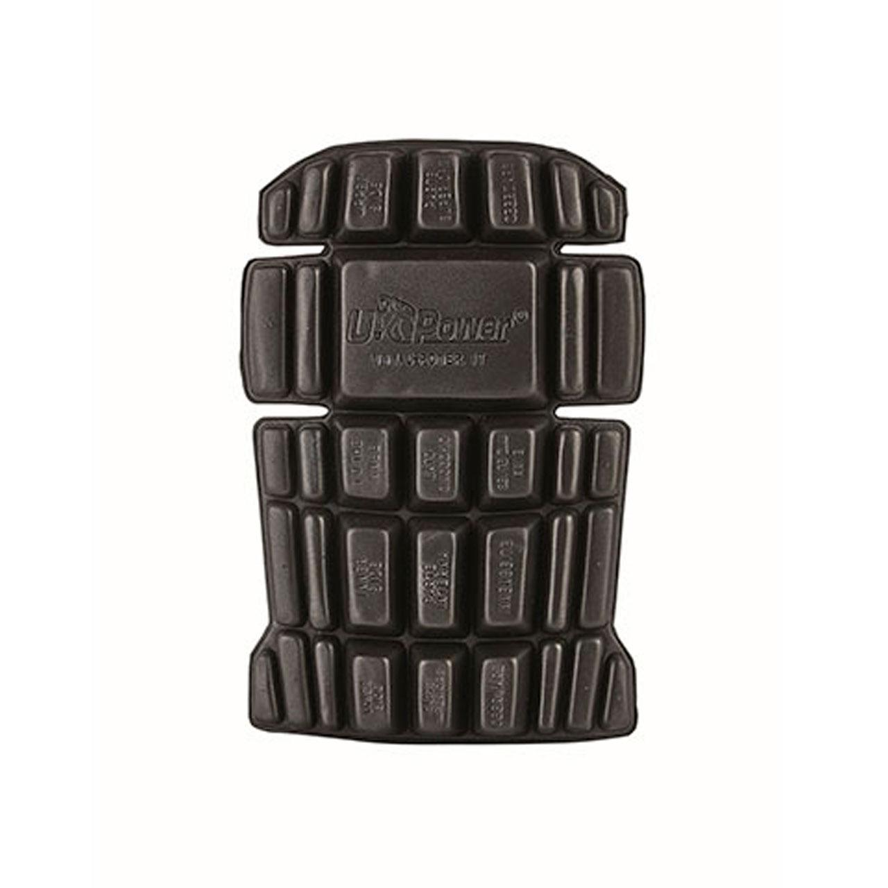 ginocchiere da lavoro upower colore black carbon prodotto