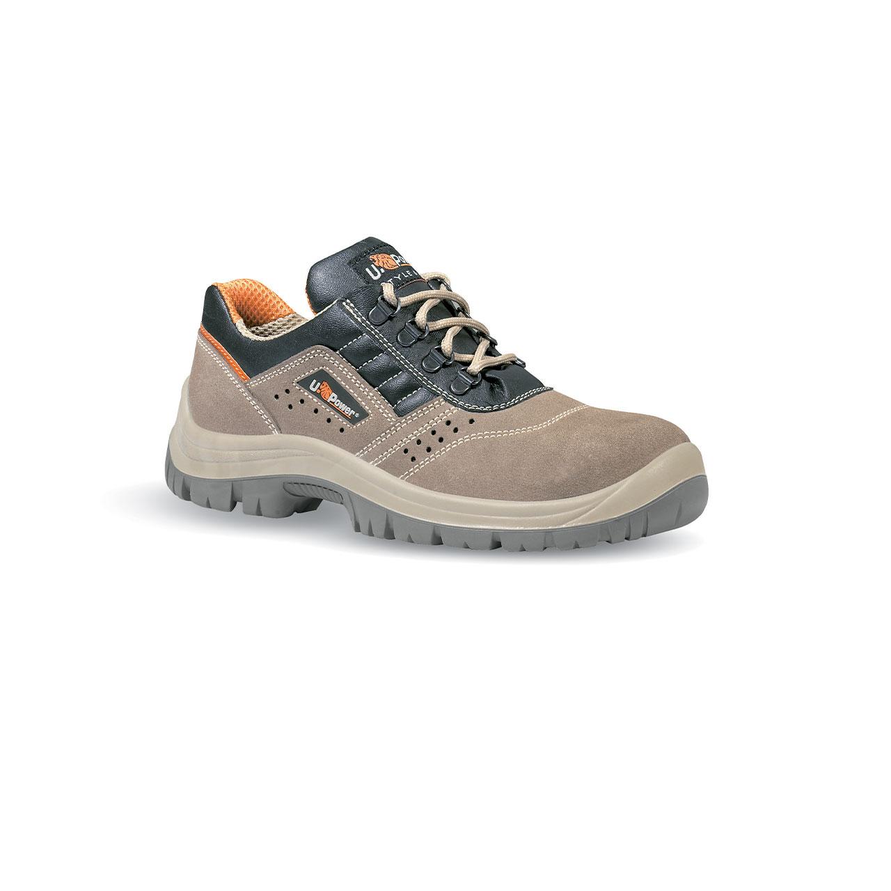 scarpa antinfortunistica upower modello dream linea STYLE_JOB vista laterale