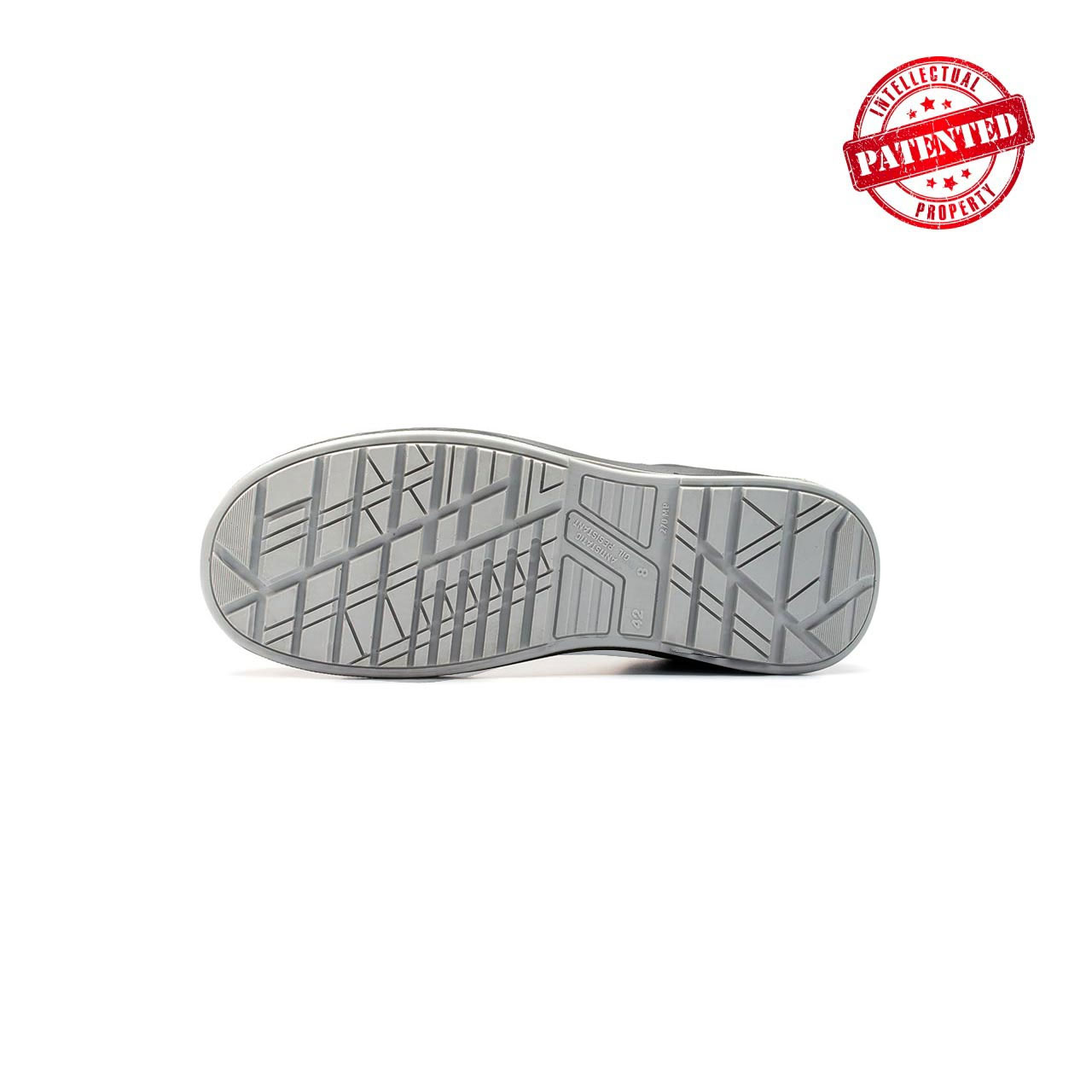 battistrada suola scarpe da lavoro linea redcarpet grigia