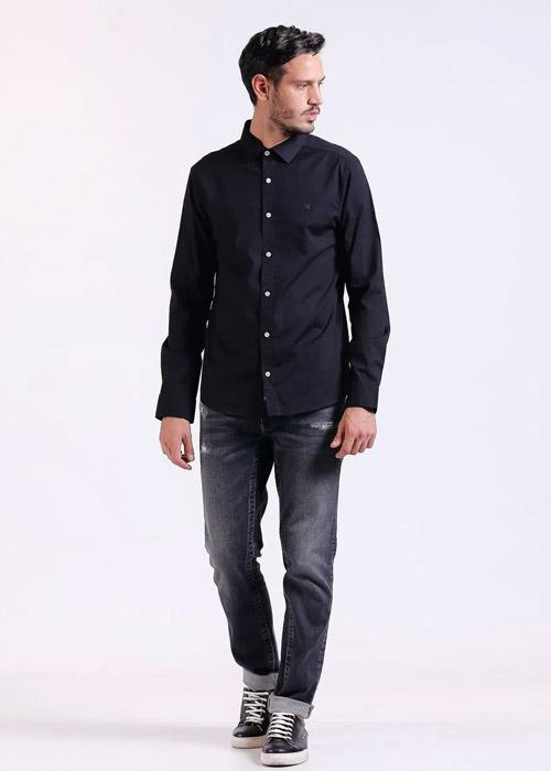 Camisa Chevignon Carbon 619B027 – 619B027 090000 -2