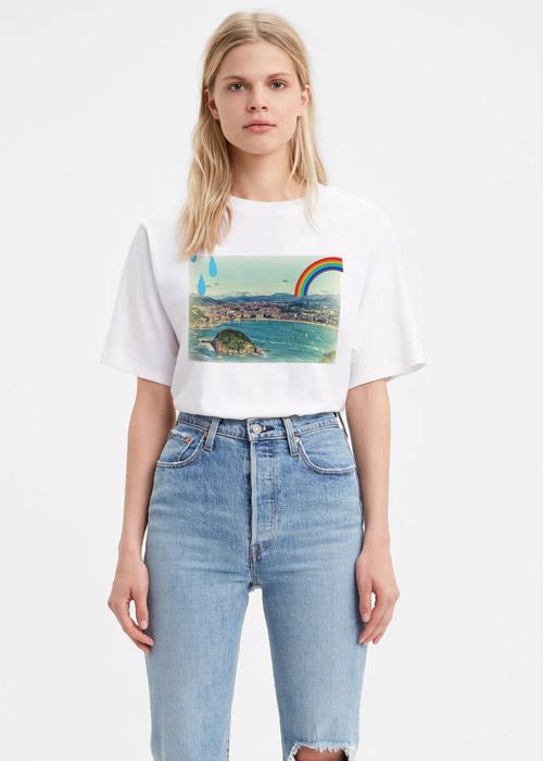 Camiseta Levis Mujer LF13634202 – 198990 -1