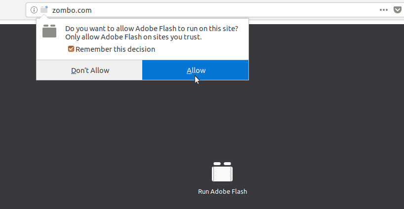 How to Install Adobe Flash Player in Ubuntu 18 04