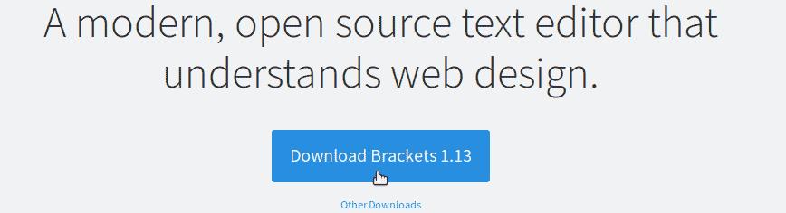 Download Brackets for Ubuntu 18.04