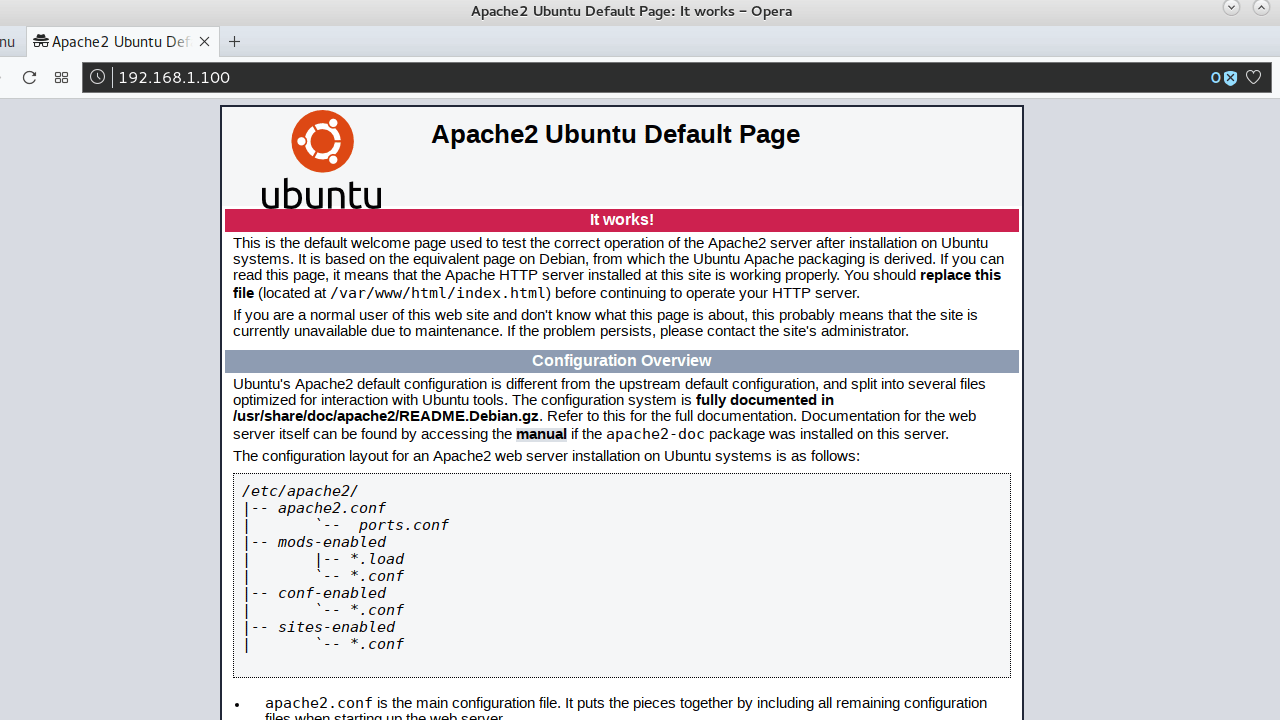 How to Install Apache on Ubuntu 18 04 Server