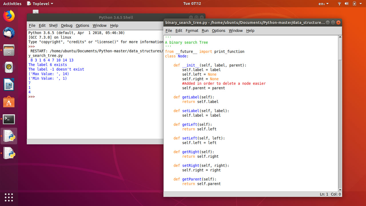How to install IDLE Python IDE on Ubuntu 18 04