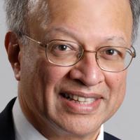headshot of professor Gadgil