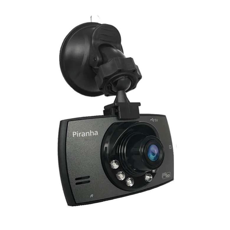 Piranha full hd araç yol kayıt kamerası