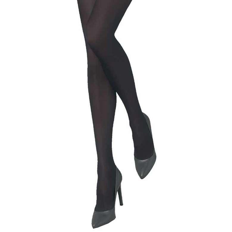 Penti bayan 50 denye külotlu çorap - siyah, xl