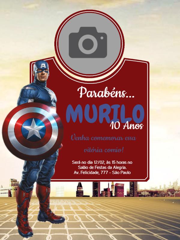 Hero Invite