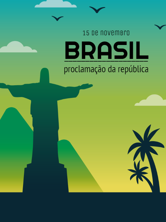 Proclamation Card of the Christ the Redeemer Republic
