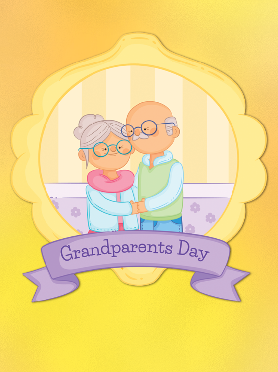 Grandparents Day Brochure