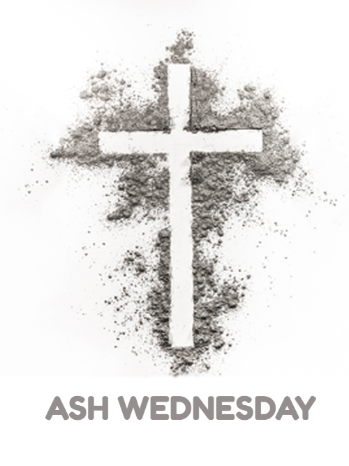 Lent Ash Wednesday Card