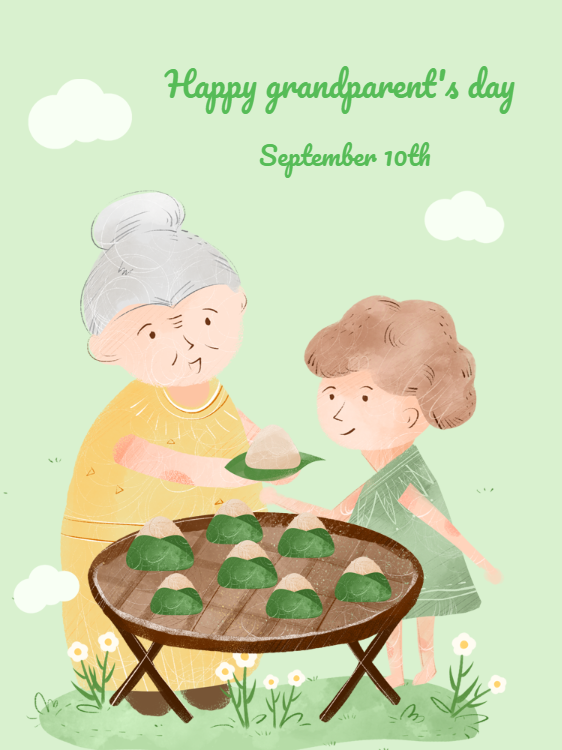 Grandparent's day