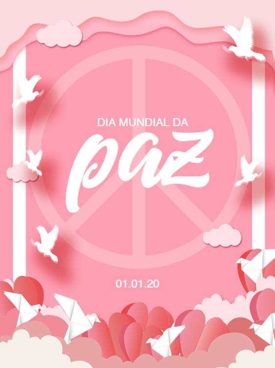 Peace Confraternization Card
