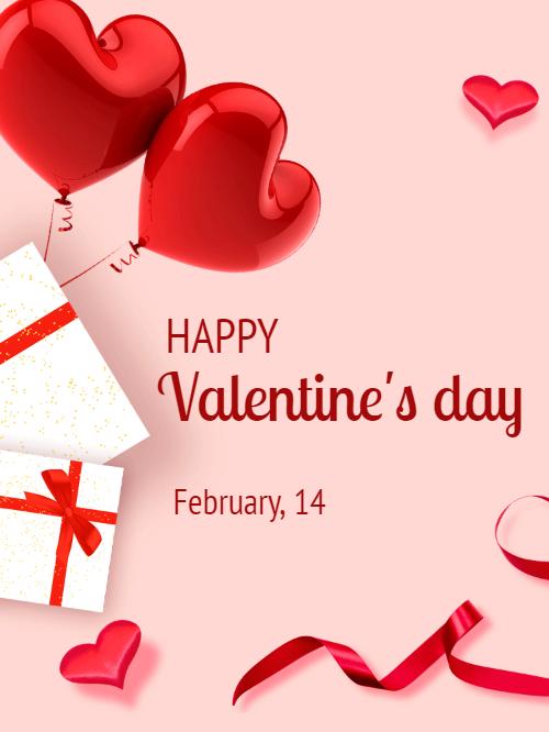 Valentine's Day Invitation