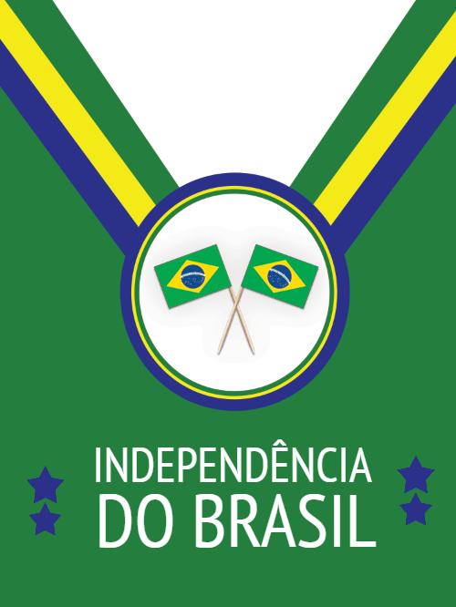 Independence of Brazil Invitation