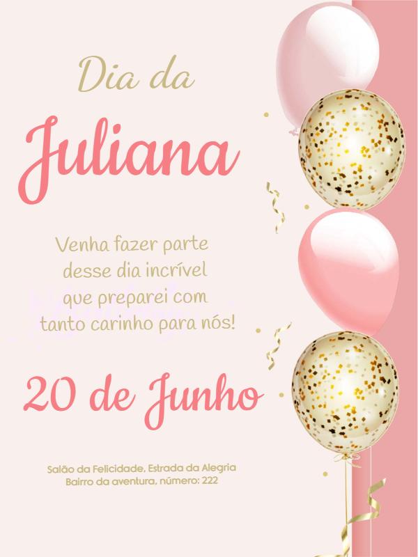 Magic Party Birthday Invitation