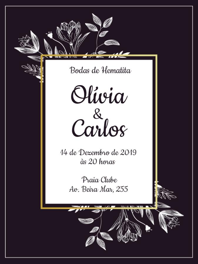 Invite Hematite Weddings