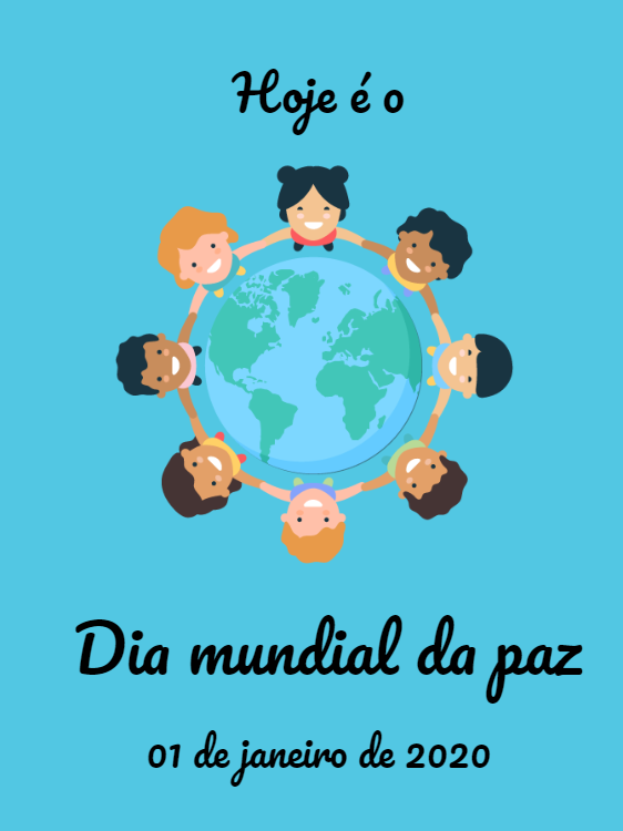 Invitation to World Peace Day