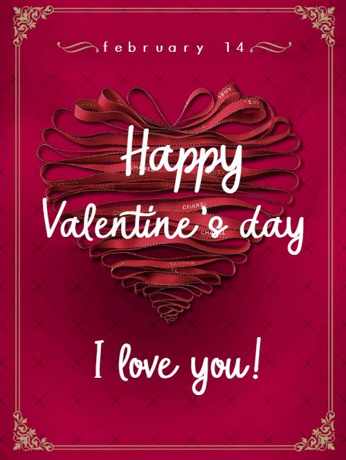 Valentine' day