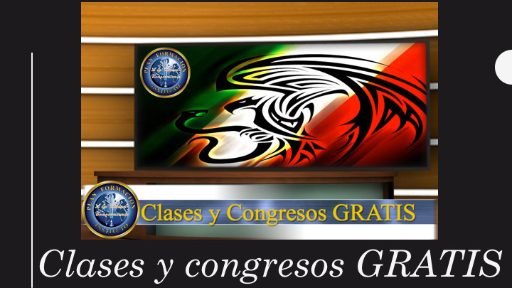 Clases y Congresos