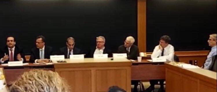 Sesión Gobierno Corporativo
