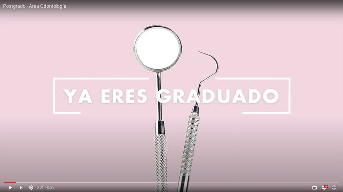 Máster Universitario en Prótesis, Implantoprótesis y Estética dental