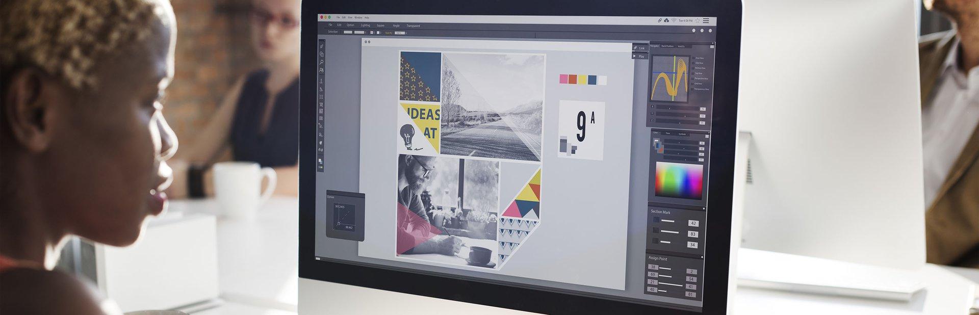 grado diseño gráfico y multimedia online