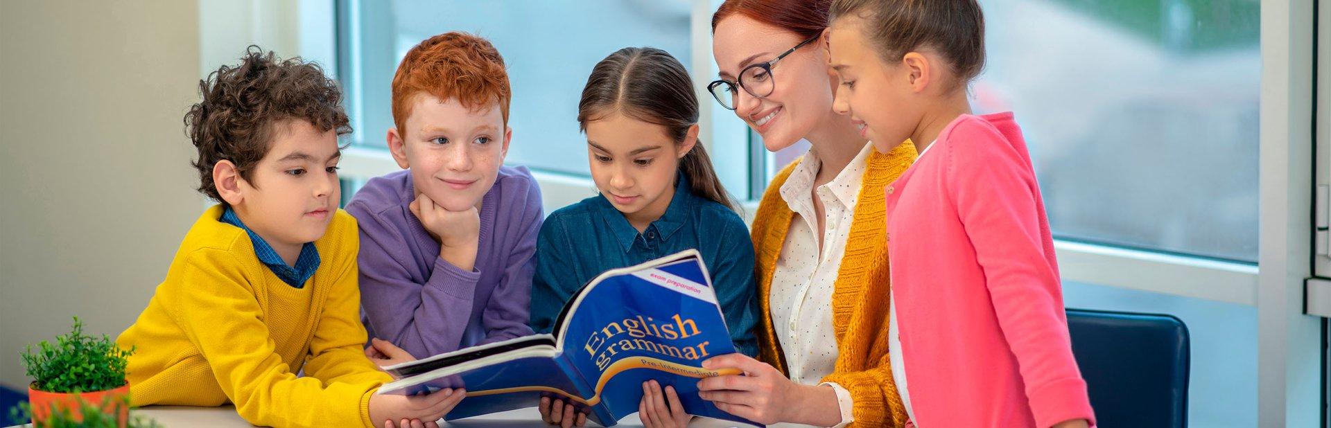 mención lengua extranjera inglés online