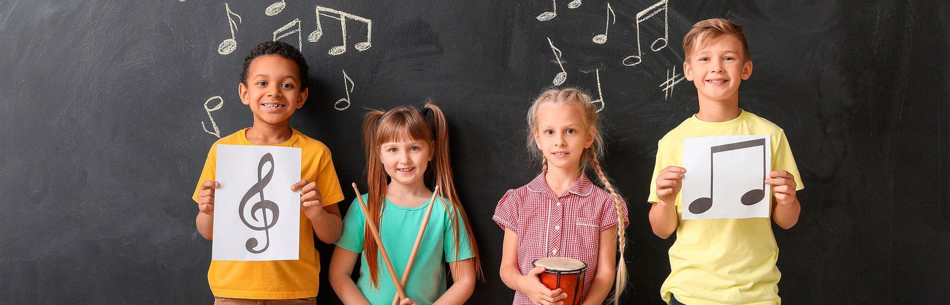 mención educación musical online