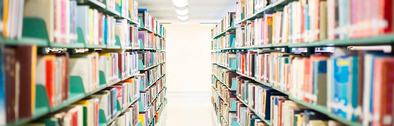 Imagen cabecera librería | Universidad Europea