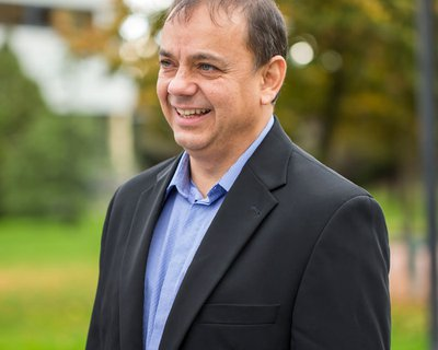 Victor Padrón _ Profesor Ingeniería Aeroespacial
