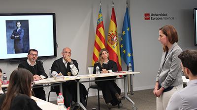 Clínica Jurídica Universidad Europea de Valencia