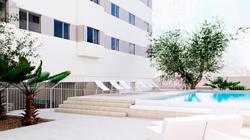 Residencia Universitaria Universidad Europea de Valencia