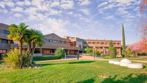 Residencia de Estudiantes de la Universidad Europea de Madrid