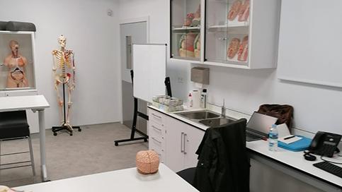 Instalaciones Hospital Simulado Universidad Europea de Canarias
